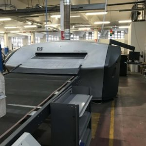 HP Scitex TJ8300 + Fotoba Cutter SOLD!