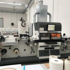 SEI Labelmaster laser  Cutter