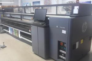 HP  LATEX 3100
