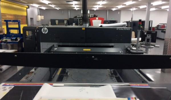 HP SCITEX FB7600