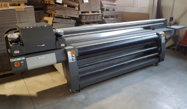 UV hybrid Flatbed printer – INDASK F3116
