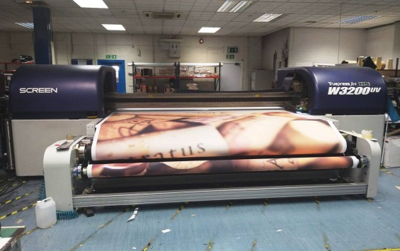Screen  Truepress W3200UV HS
