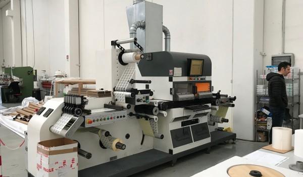 SEI Labelmaster laser  Cutter  SOLD!