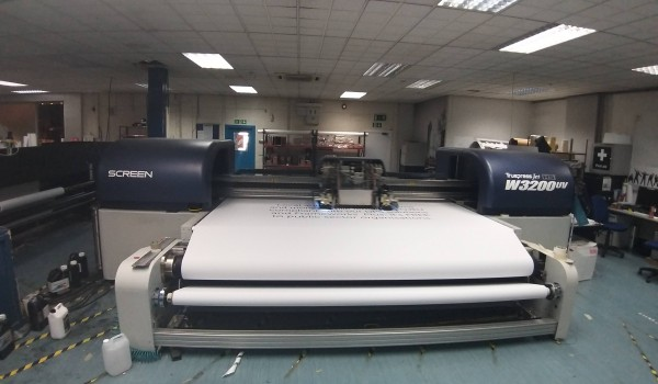 Screen Truepress Jet W3200 UV II